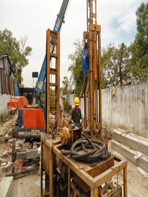 Thi công Ép cọc bê tông giá rẻ tại Hà Nội